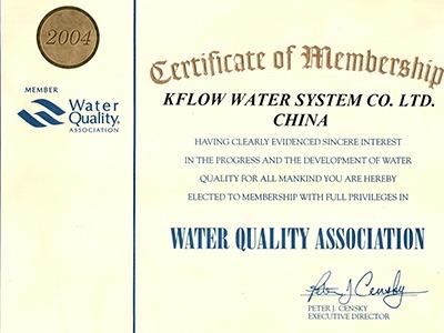美国水质协会