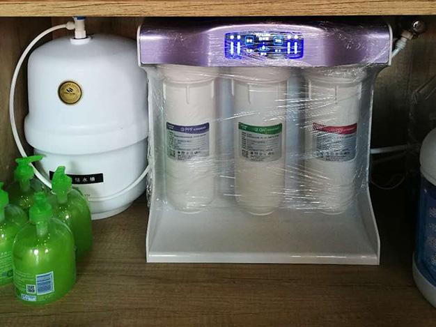 凯芙隆净水器案例