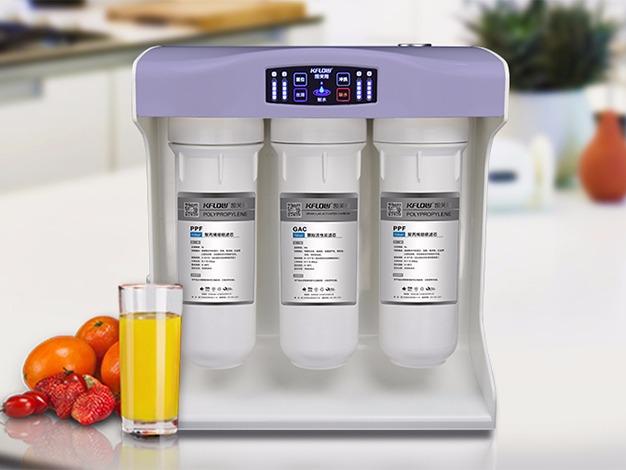 凯芙隆净水器,让饮用水更健康