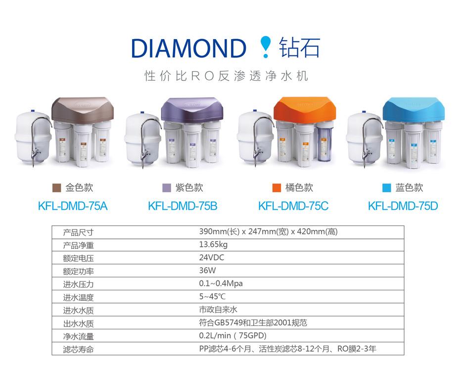 钻石RO纯水机